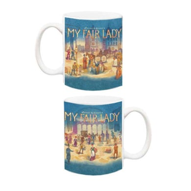 MY FAIR LADY Logo Mug