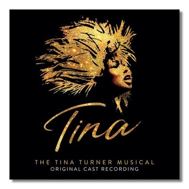 TINA Cast Recording CD