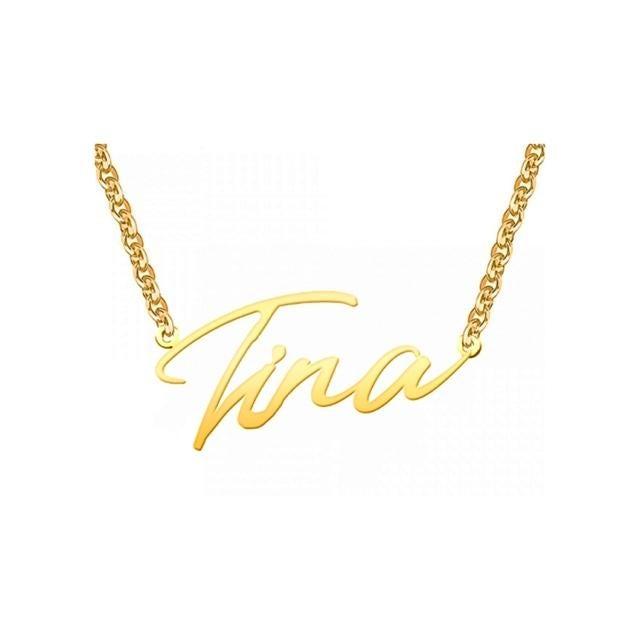 Tina Necklace