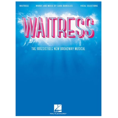 WAITRESS Vocal Selections