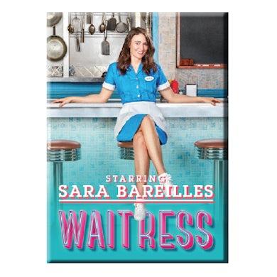 WAITRESS Sara Bareilles Magnet