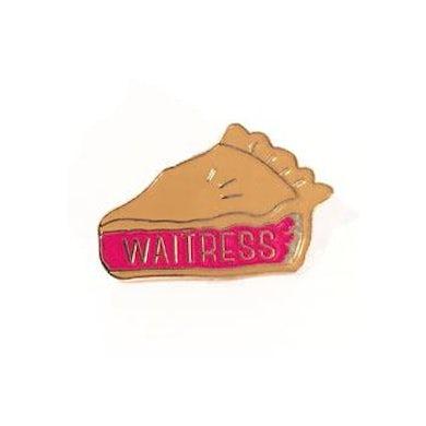 WAITRESS Lapel Pin