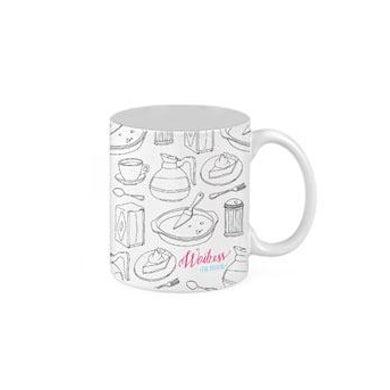 WAITRESS Ceramic Mug