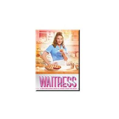 WAITRESS Keyart Magnet
