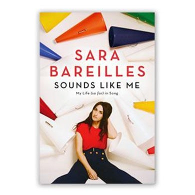 WAITRESS Sara Bareilles - Sounds Like Me Book