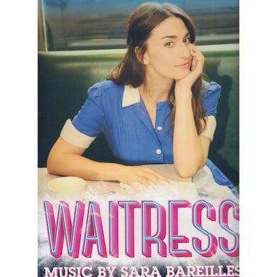 WAITRESS Souvenir Program Book