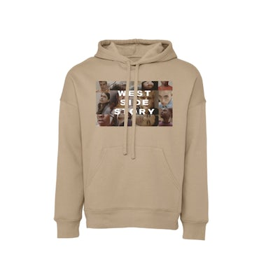 West Side Story Title Hoodie