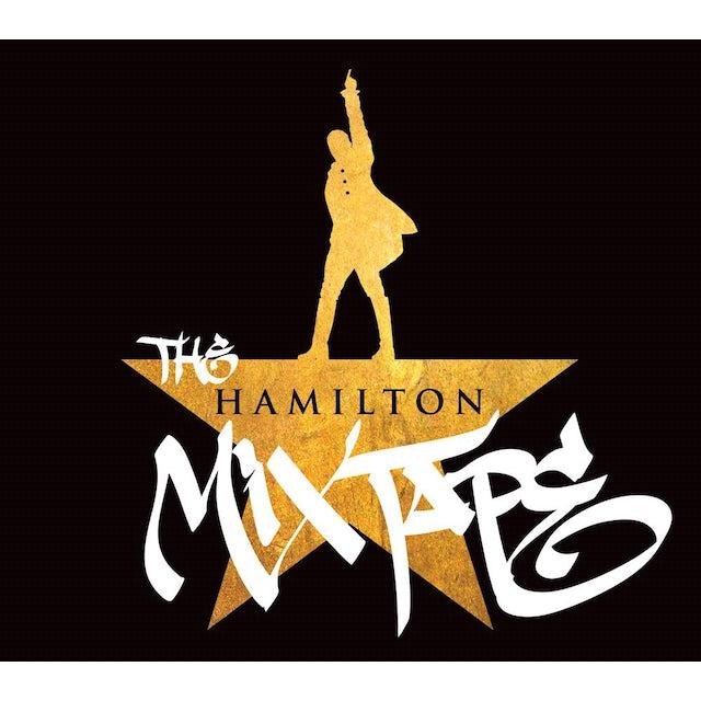 Hamilton Mixtape CD