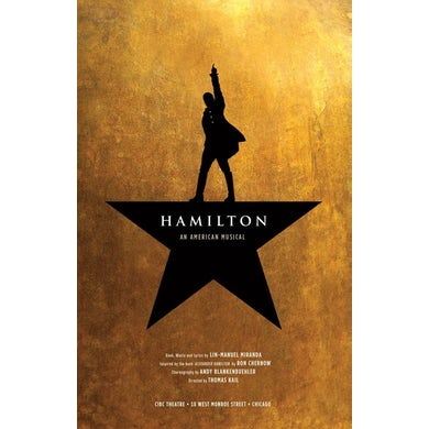 HAMILTON Windowcard Chicago