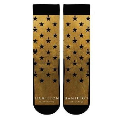 Hamilton Star Socks
