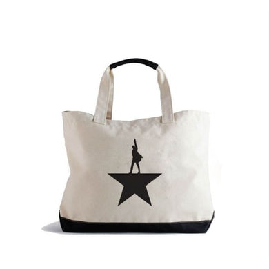 HAMILTON Canvas Beach Tote