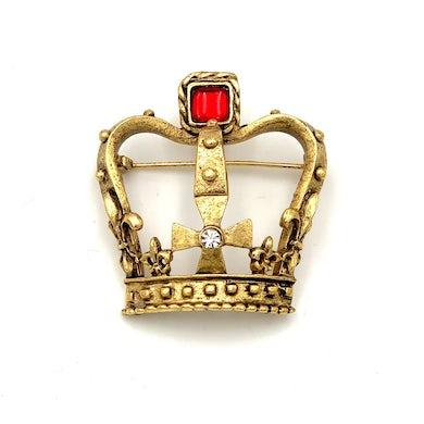 HAMILTON KING GEORGE III CROWN PIN