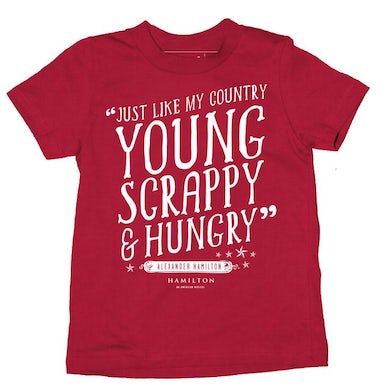 Young and Scrappy Youth T-Shirt
