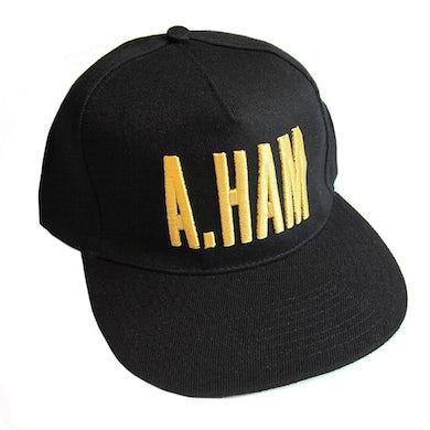 Hamilton A.Ham Flat Brim Cap