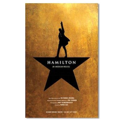 Hamilton Windowcard New York