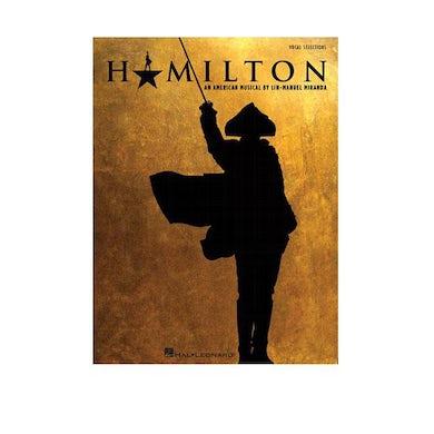 Hamilton Vocal Selections Book