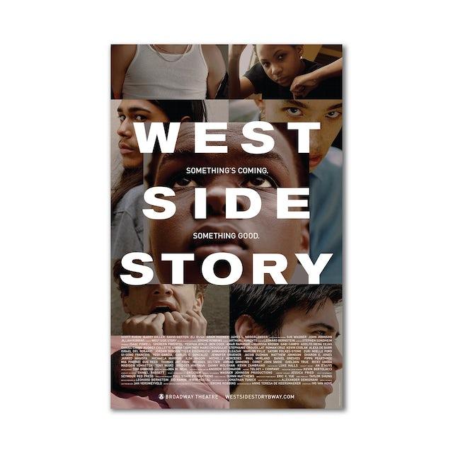 West Side Story Windowcard