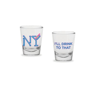COMPANY Shot Glass