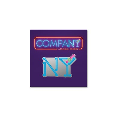 COMPANY Lapel Pin