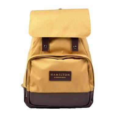 Hamilton Tan Backpack