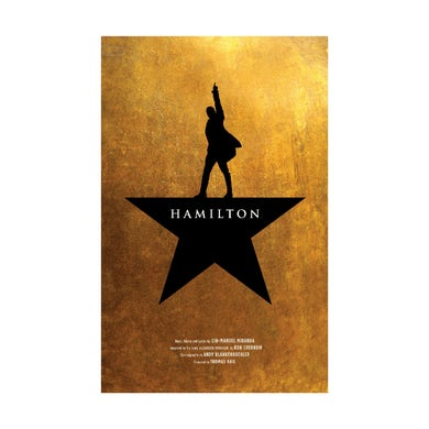 HAMILTON Windowcard
