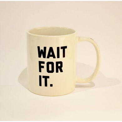 HAMILTON Wait for It Mug