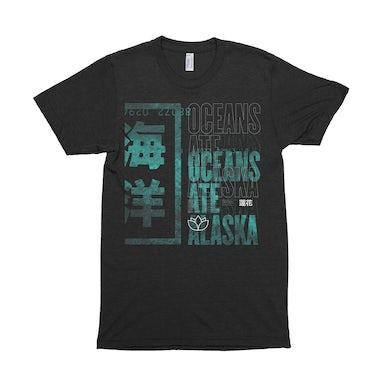 Oceans Ate Alaska Lotus Tee