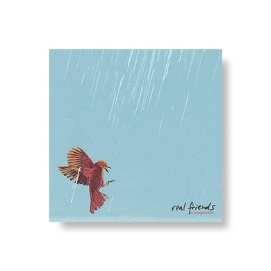 Real Friends Composure CD