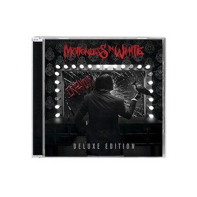 Motionless In White Infamous Deluxe Edition CD