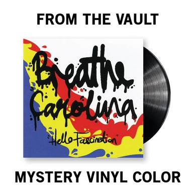 Breathe Carolina Hello Fascination Vinyl