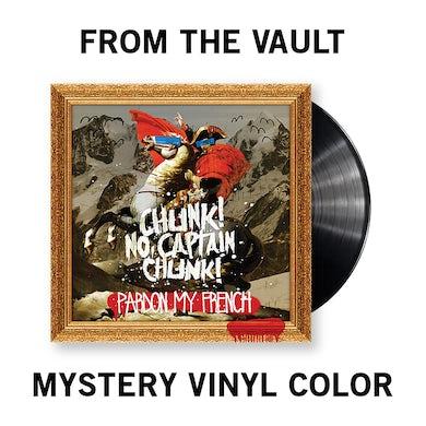Chunk! No Captain Chunk! Pardon My French Vinyl