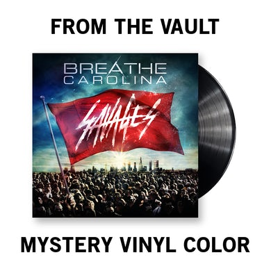 Breathe Carolina Savages Vinyl