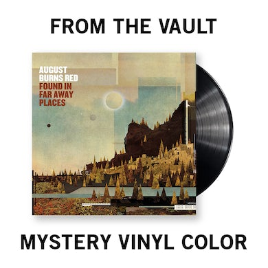 August Burns Red Found in Far Away Places Vinyl
