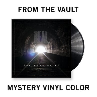 The Word Alive Real Vinyl