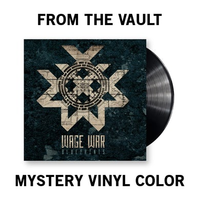 Wage War Blueprints Vinyl