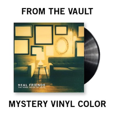 Real Friends The Home Inside Vinyl