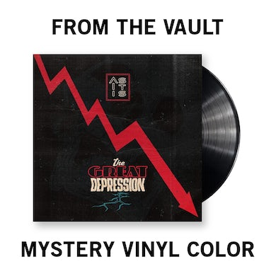 As It Is The Great Depression Vinyl