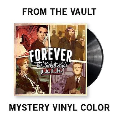 Forever The Sickest Kids J.A.C.K. Vinyl