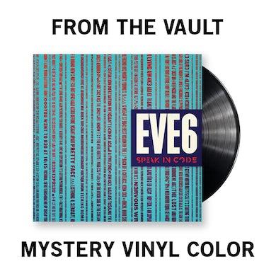 Eve 6 Speak in Code Vinyl