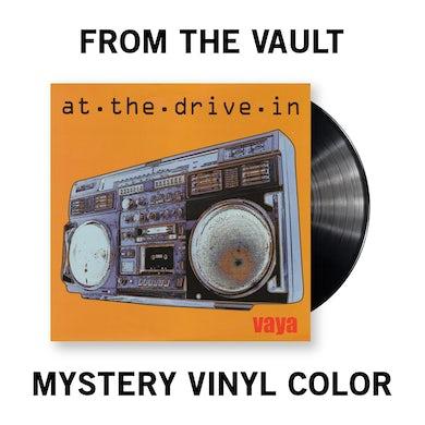 At The Drive-In Vaya Vinyl