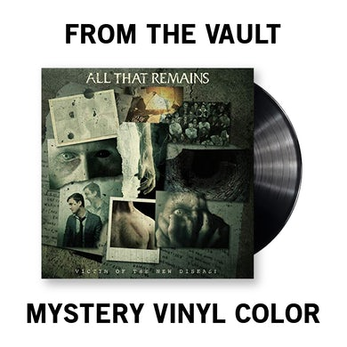 All That Remains Victim of the New Disease Vinyl