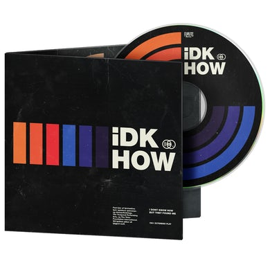 I DONT KNOW HOW BUT THEY FOUND ME 1981 Extended Play CD