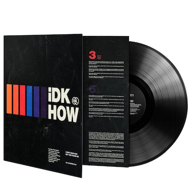 I DONT KNOW HOW BUT THEY FOUND ME 1981 Extended Play LP (Vinyl)