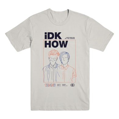 I DONT KNOW HOW BUT THEY FOUND ME OUTLINES TEE