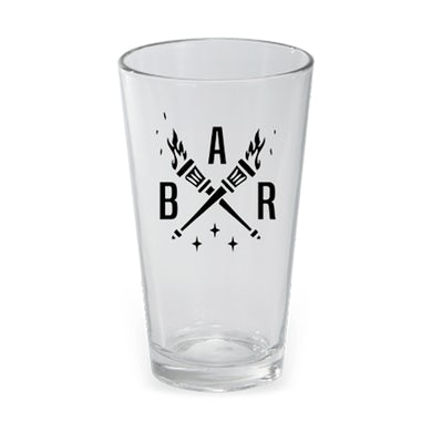 August Burns Red ABR Pint Glass