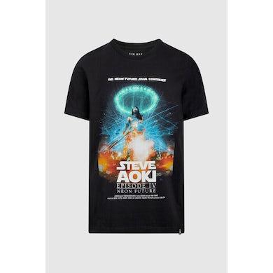 Neon Future IV - Steve Aoki Episode IV Tee