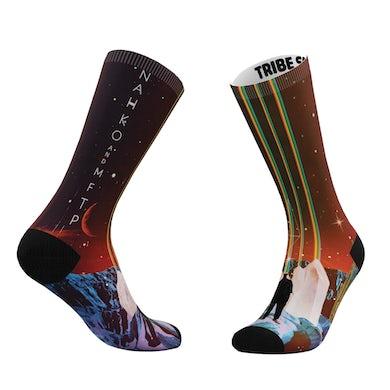NAHKO & MEDICINE FOR THE PEOPLE Crystal Head Socks
