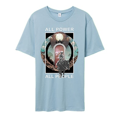 NAHKO & MEDICINE FOR THE PEOPLE Moon Phases T-Shirt