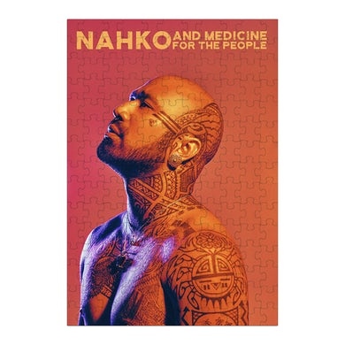 NAHKO & MEDICINE FOR THE PEOPLE Take Your Power Back Puzzle