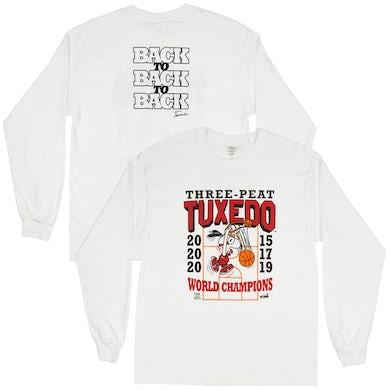 Tuxedo - Three-Peat Long Sleeve Tee